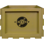 Crosley Brands Record Storage Crate