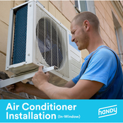 Handy Windwo AC Installation