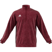 adidas Team Issue Quarter Zip Pull Over