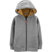 Carter's Boys Zip Up Hoodie Size 8