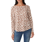 Lucky Brand Printed Easy Tee