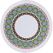 Kay Dee Designs Guac World Braided Placemat
