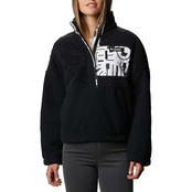 Columbia Lodge Sherpa FZ Fleece Pullover