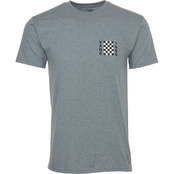 Vans Checker Wall Tee
