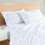 Utica Dot Trot Sheet Set