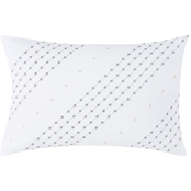 Charisma Belaire Large Rectangle Embroidered Decorative Pillow