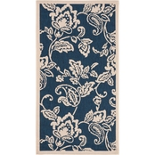 Martha Stewart Collection Highland Lily Area Rug