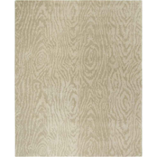 Martha Stewart Collection Layered Faux Bois Area Rug