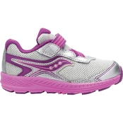 Saucony Toddler Girls Ride Jr. Athletic Sneakers