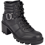 G by Guess Women's Ravel Lug Booties