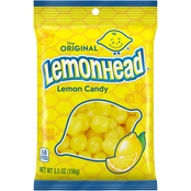 Lemonhead Lemon Candy 5.5 oz.