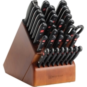 Wusthof Gourmet 36 pc. Acacia Block Set