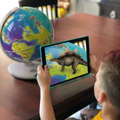 Shifu Orboot Dinosaurs Augmented Reality Interactive Globe