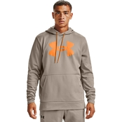 Under Armour UA Armour Fleece Big Logo Hoodie