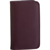 Buxton Pebble Snap Card Case