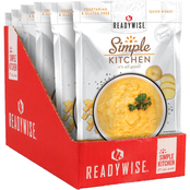 Wise Company ReadyWise Simple Kitchen Cheesy Potato Soup 6 pk.