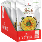 Wise Company ReadyWise Simple Kitchen Creamy Cheddar Broccoli Soup 6 pk.