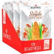 Wise Company ReadyWise Simple Kitchen Sriracha Corn 6 pk.