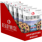 Wise Company ReadyWise Daybreak Coconut Blueberry Multi Grain Pouches 6 pk.