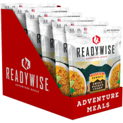 Wise Company ReadyWise Summit Sweet Potato Curry Pouches 6 pk.