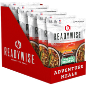 Wise Company ReadyWise Backcountry Wild Rice Risotto with Vegetables Pouches 6 pk.