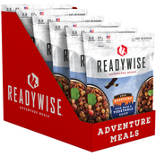 Wise Company ReadyWise Basecamp Four Bean and Vegetable Soup Pouches 6 pk.