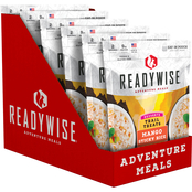 Wise Company ReadyWise Trail Treats Mango Sticky Rice Pouches 6 pk.