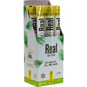 Real Snacks Garlic & Herb Kosher Angus Beef Sticks 144 ct., 1.2 oz. ea.
