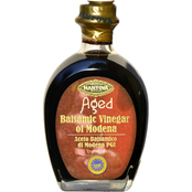 Fine Italian Food Mantova Aged Balsamic Vinegar of Modena 8.5 oz. 6 pk.