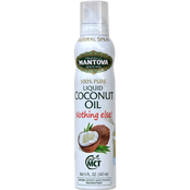 Fine Italian Food Mantova Coconut MCT Oil Spray 5 oz. 12 pk.