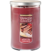 Yankee Candle Sparkling Cinnamon Large 2 Wick Tumbler Candle