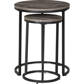 Signature Design by Ashley Briarsboro 2 pc. Accent Table Set