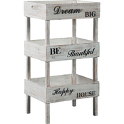 Signature Design by Ashley Yulton Storage Shelf