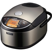 Zojirushi Pressure Induction Heating 10 Cup Rice Cooker & Warmer