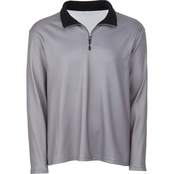 Big Sky Outfitters Quarter Zip Henley
