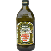 Fine Italian Food Mantova Golden Italian Extra Virgin Olive Oil 34 oz. 6 pk.