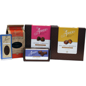 Asher's Chocolate Co. All Milk Chocolate Assortment 6 lb.