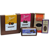 Asher's Chocolate Co. All Dark Chocolate Assortment 6 lb.