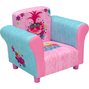 Delta Children Trolls World Tour Upholstered Chair