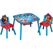 Delta Children Nick Jr PAW Patrol Table and Chair Set with Storage