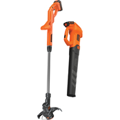 Black & Decker 20V MAX Axial Leaf Blower and String Trimmer Combo Kit