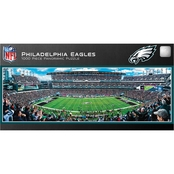 MasterPieces NFL Philadelphia Eagles Stadium Panoramic 1000 pc. Puzzle