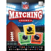 MasterPieces NFL Football Matching Game