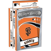 MasterPieces MLB San Francisco Giants Playing Cards 2 pk.