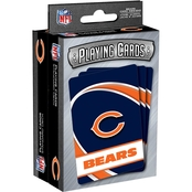 MasterPieces NFL Chicago Bears Playing Cards 2 pk.
