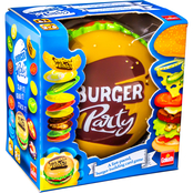Pressman Toy Goliath Games Burger Party Game