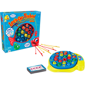 Pressman Toy Let's Go Fishin' and Go Fish Card Combo Game