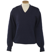 Air Force Men's V Neck Sweater