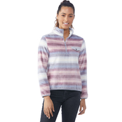 Wallflower Juniors Printed Woobie Pullover