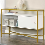 Sauder Harper Heights Accent Storage Table
